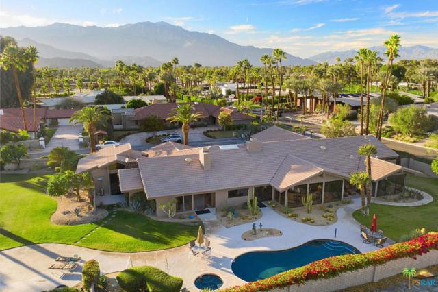 101 Iris Lane, Rancho Mirage, CA 92270 (#18416860PS) :: The Agency