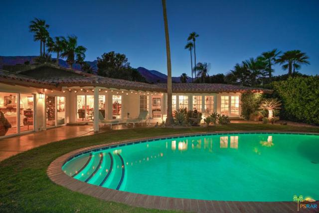 354 W Stevens Road, Palm Springs, CA 92262 (#19419968PS) :: The Agency