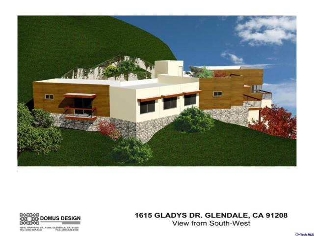 1615 Gladys Drive, Glendale, CA 91206 (#319000094) :: Lydia Gable Realty Group
