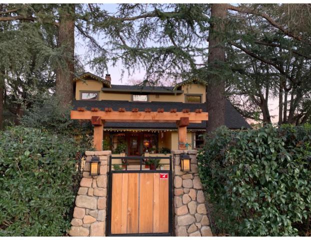 704 Daly Road, Ojai, CA 93023 (#219000392) :: Paris and Connor MacIvor