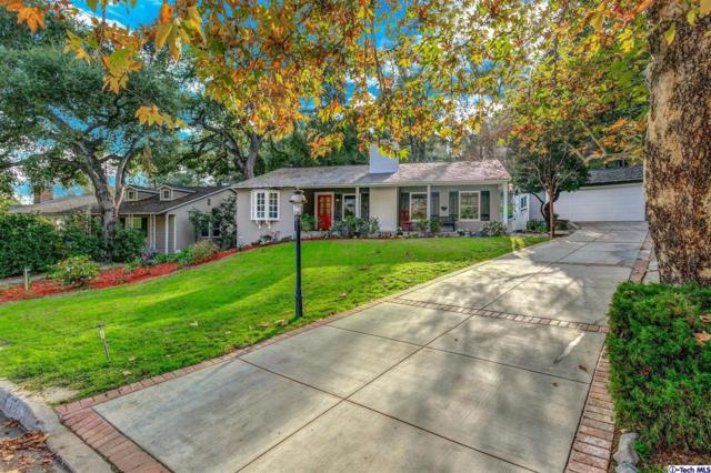 224 Lamour Drive, La Canada Flintridge, CA 91011 (#319000096) :: The Real Estate Offices of Talbot and Watson