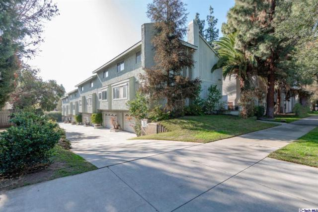 1454 E Orange Grove Boulevard #4, Pasadena, CA 91104 (#319000136) :: Lydia Gable Realty Group