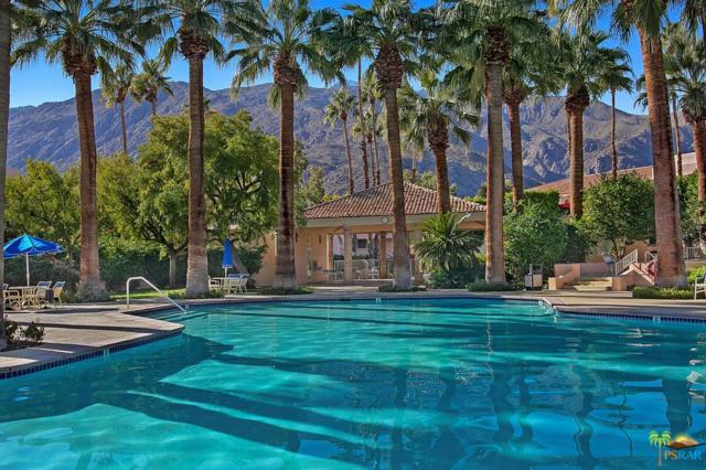 500 E Amado Road #721, Palm Springs, CA 92262 (#19422962PS) :: Lydia Gable Realty Group