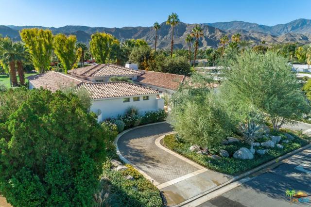 71001 Tamarisk Lane, Rancho Mirage, CA 92270 (#18416350PS) :: The Agency