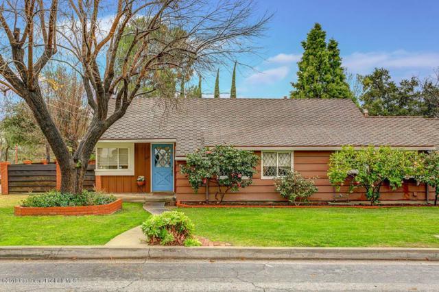 1600 Orange Tree Lane, La Canada Flintridge, CA 91011 (#819000259) :: The Parsons Team