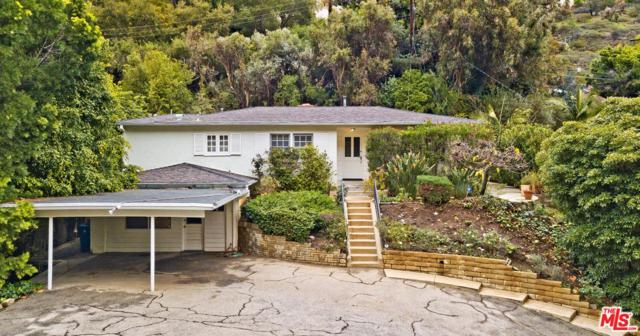 1578 Benedict Canyon Drive, Beverly Hills, CA 90210 (#19424992) :: The Fineman Suarez Team