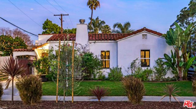 2912 S Beverly Drive, Los Angeles (City), CA 90034 (#19425954) :: Fred Howard Real Estate Team