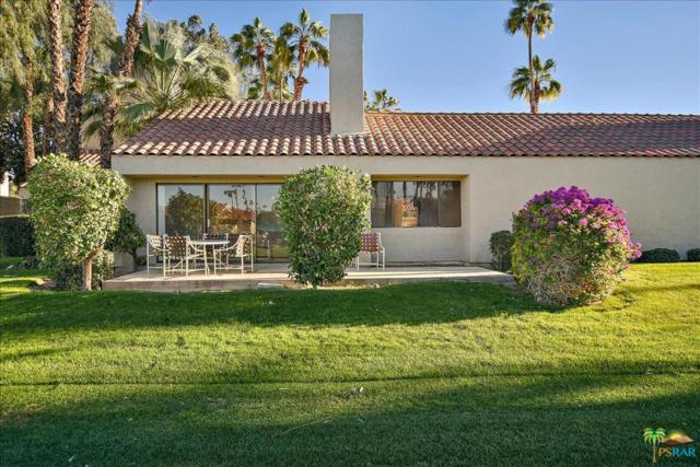 116 Racquet Club Drive, Rancho Mirage, CA 92270 (#19426510PS) :: Golden Palm Properties