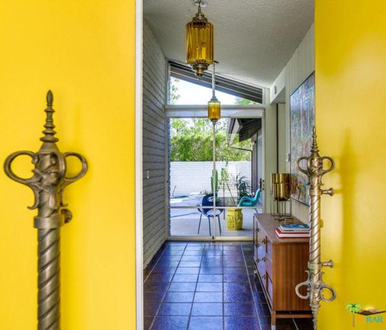 450 S Monte Vista Drive, Palm Springs, CA 92262 (#19426476PS) :: The Real Estate Offices of Talbot and Watson