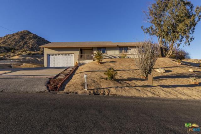 53988 Pinon Drive, Yucca Valley, CA 92284 (#19427386PS) :: The Fineman Suarez Team