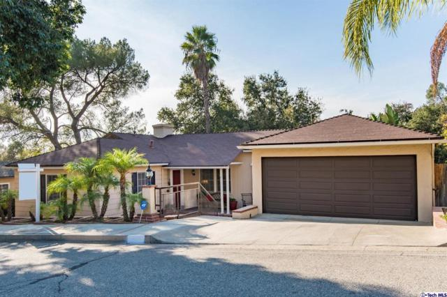 1853 Las Flores Drive, Glendale, CA 91207 (#319000376) :: Lydia Gable Realty Group