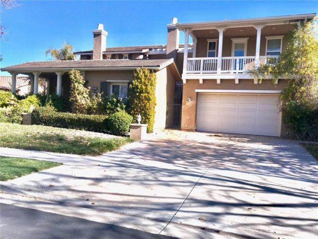 26504 Valley Oak Lane, Valencia, CA 91381 (#SR19021746) :: Paris and Connor MacIvor