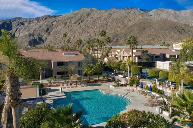222 N Calle El Segundo #533, Palm Springs, CA 92262 (#19428406PS) :: Golden Palm Properties