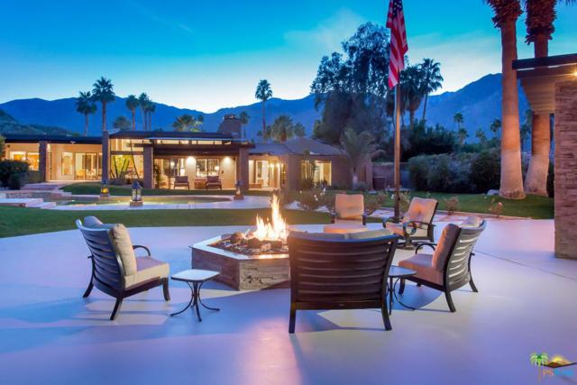 1684 Ridgemore Drive, Palm Springs, CA 92264 (#19426348PS) :: The Fineman Suarez Team