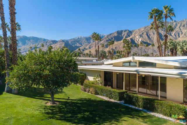 2150 S Madrona Drive, Palm Springs, CA 92264 (#19430726PS) :: The Agency