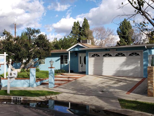 11244 Debra Avenue, Granada Hills, CA 91344 (#219001448) :: Paris and Connor MacIvor