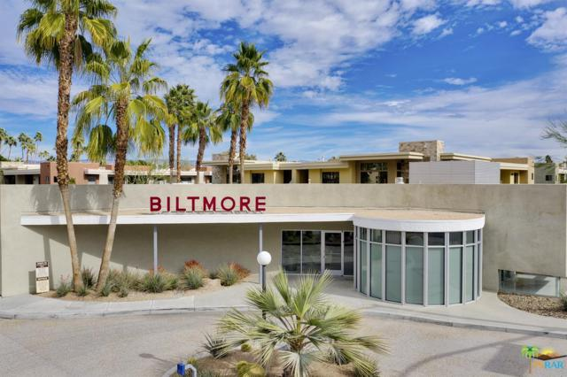 940 E Palm Canyon Drive #102, Palm Springs, CA 92264 (#19433210PS) :: The Agency