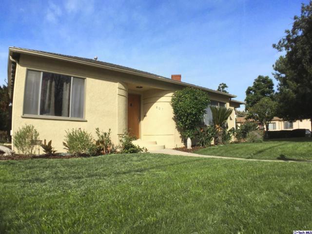 807 S Verdugo Road, Glendale, CA 91205 (#319000565) :: Lydia Gable Realty Group