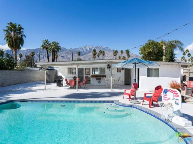 710 S Palm Avenue, Palm Springs, CA 92264 (#19431856PS) :: The Fineman Suarez Team