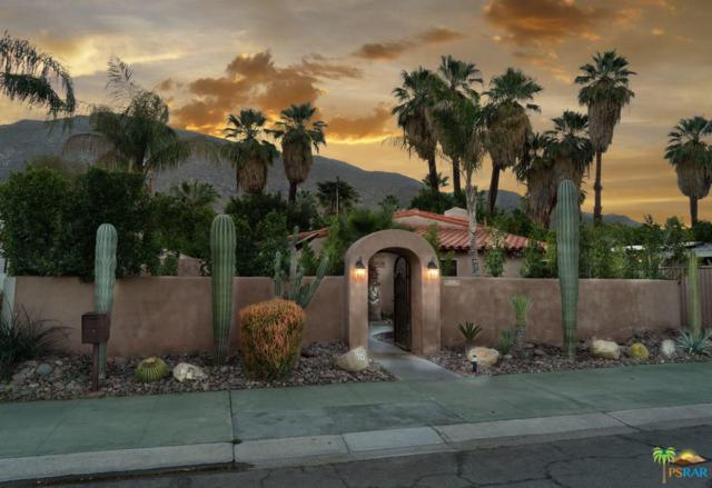 523 S Vista Oro, Palm Springs, CA 92264 (#19433040PS) :: TruLine Realty