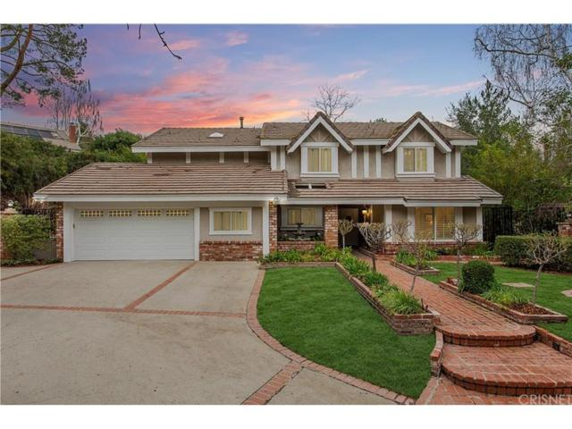 1567 Shadowglen Court, Westlake Village, CA 91361 (#SR19030667) :: Lydia Gable Realty Group