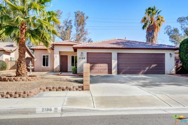 2196 Marguerite Street, Palm Springs, CA 92264 (#19434338PS) :: The Agency