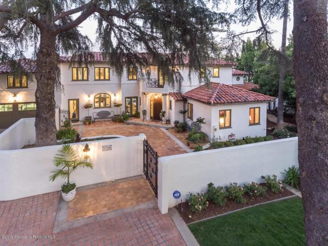 1726 Linda Vista Avenue, Pasadena, CA 91103 (#819000693) :: Paris and Connor MacIvor
