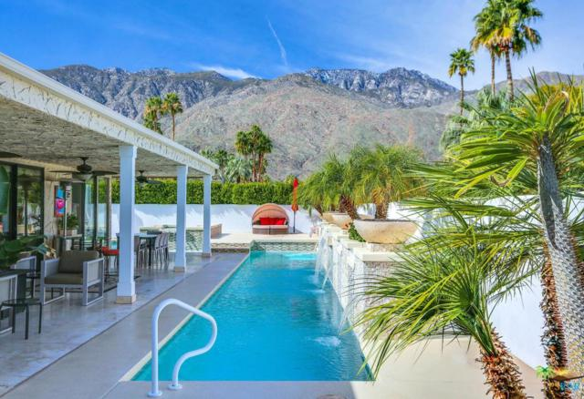 1304 E Sierra Way, Palm Springs, CA 92264 (#19433122PS) :: Golden Palm Properties