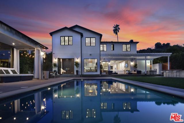 15715 Woodvale Road, Encino, CA 91436 (#19435540) :: Golden Palm Properties