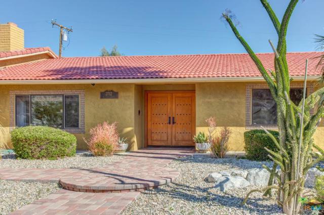 2712 N Vista Grande Avenue, Palm Springs, CA 92262 (#19435582PS) :: TruLine Realty