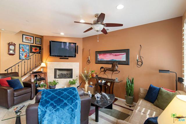 425 Copper Canyon Road #3, Palm Springs, CA 92262 (#19436844PS) :: The Agency