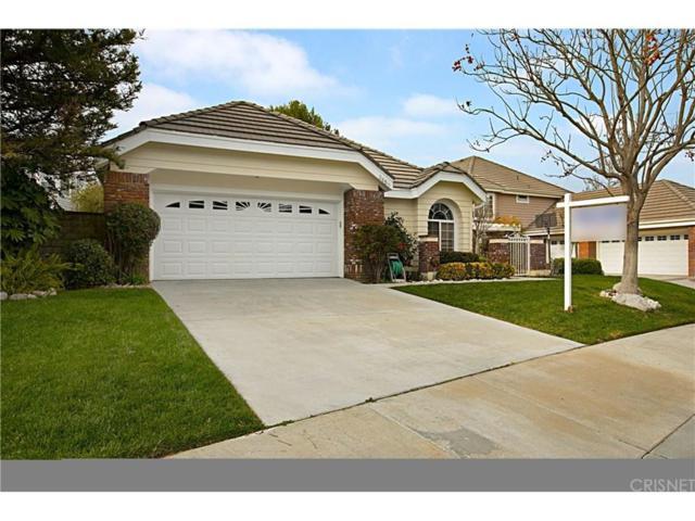 26511 Emerald Dove Drive, Valencia, CA 91355 (#SR19042625) :: Paris and Connor MacIvor