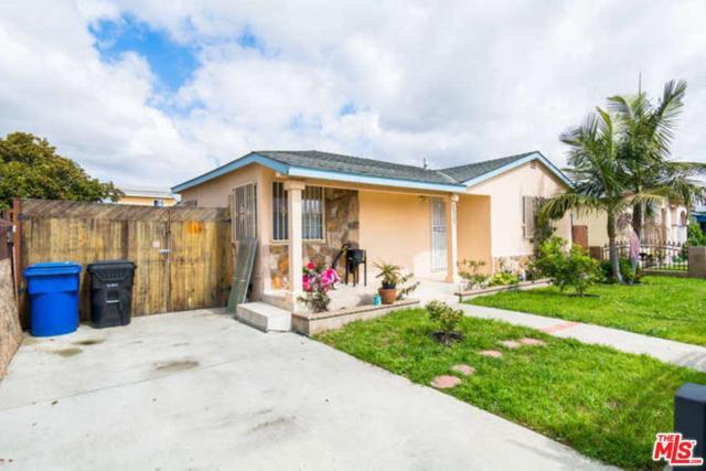 3527 W 133RD Street, Hawthorne, CA 90250 (#19437788) :: Fred Howard Real Estate Team
