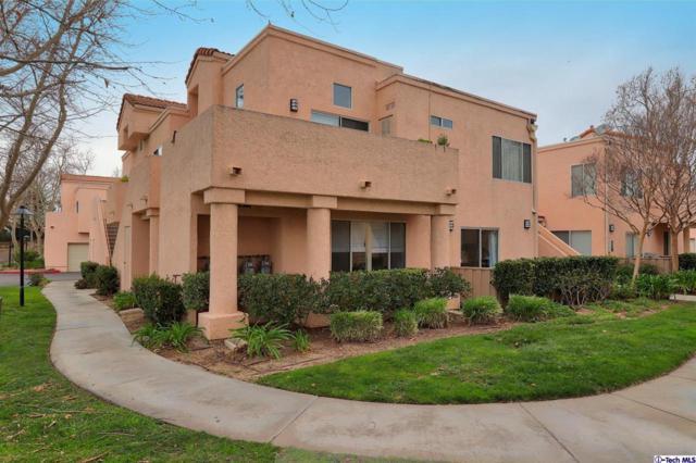 21305 Nandina Lane #103, Newhall, CA 91321 (#319000848) :: Lydia Gable Realty Group