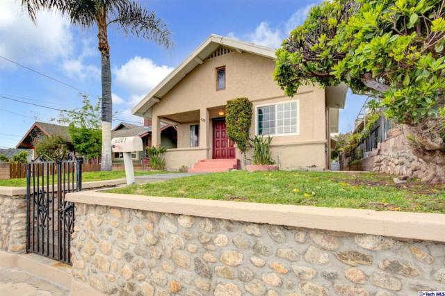 6201 Strickland Avenue, Los Angeles (City), CA 90042 (#319000885) :: The Agency
