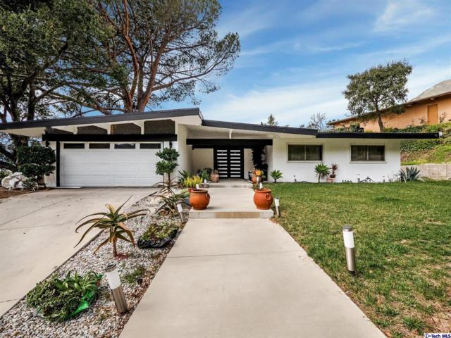 5625 Ocean View Boulevard, La Canada Flintridge, CA 91011 (#319000915) :: The Real Estate Offices of Talbot and Watson