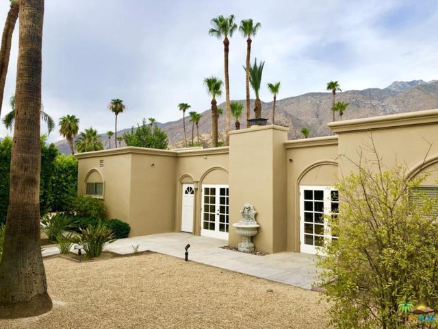 971 N Avenida Olivos, Palm Springs, CA 92262 (#19441962PS) :: The Pratt Group