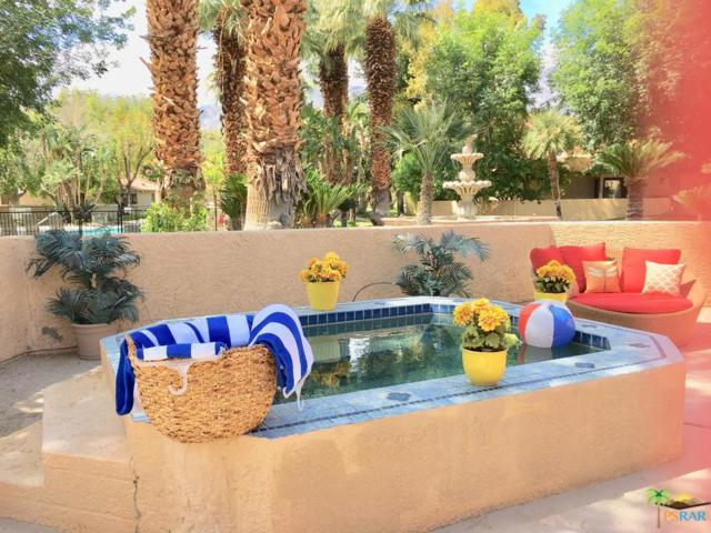 2345 S Cherokee Way #152, Palm Springs, CA 92264 (#19445244PS) :: The Agency