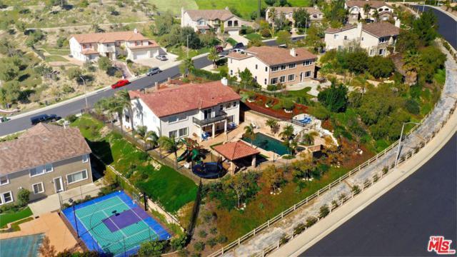 12144 Delante Way, Granada Hills, CA 91344 (#19446324) :: The Agency
