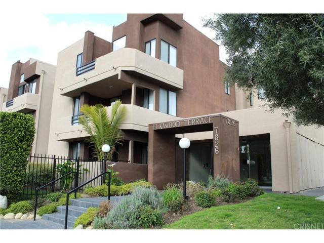 7826 Topanga Canyon Boulevard #206, Canoga Park, CA 91304 (#SR19046914) :: The Agency