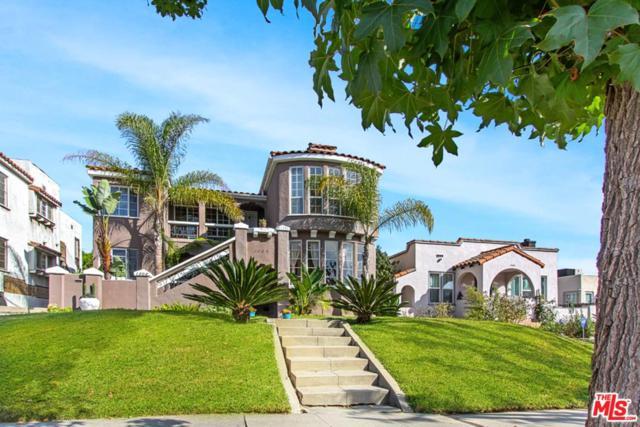1306 S Longwood Avenue, Los Angeles (City), CA 90019 (#19447122) :: The Agency