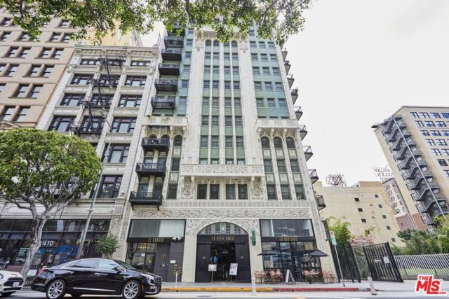 416 S Spring Street #509, Los Angeles (City), CA 90013 (#19447142) :: TruLine Realty