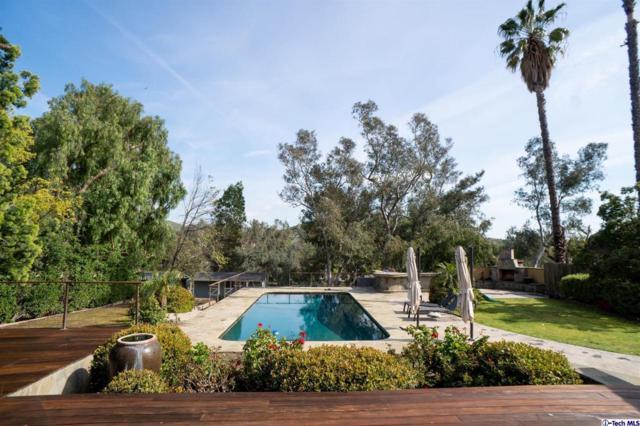 10340 Mcbroom Street, Shadow Hills, CA 91040 (#319001007) :: Fred Howard Real Estate Team