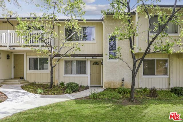 14860 Reedley Street B, Moorpark, CA 93021 (#19449752) :: The Agency