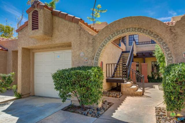 2345 S Cherokee Way #114, Palm Springs, CA 92264 (#19447270PS) :: The Agency