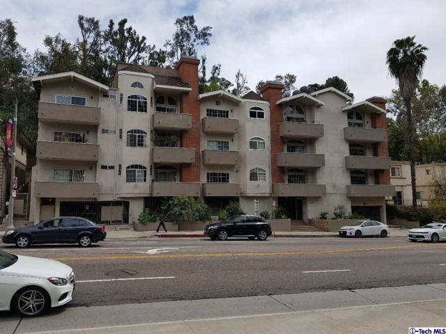 3284 Barham Boulevard #301, Hollywood Hills, CA 90068 (#319001286) :: The Agency