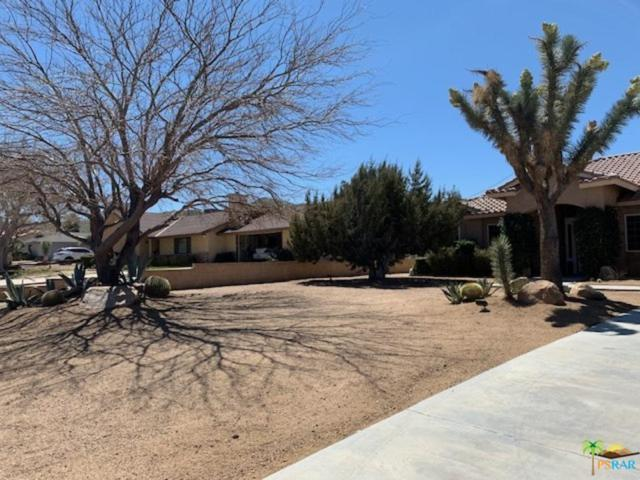 8740 San Vicente Drive, Yucca Valley, CA 92284 (#19449324PS) :: The Agency