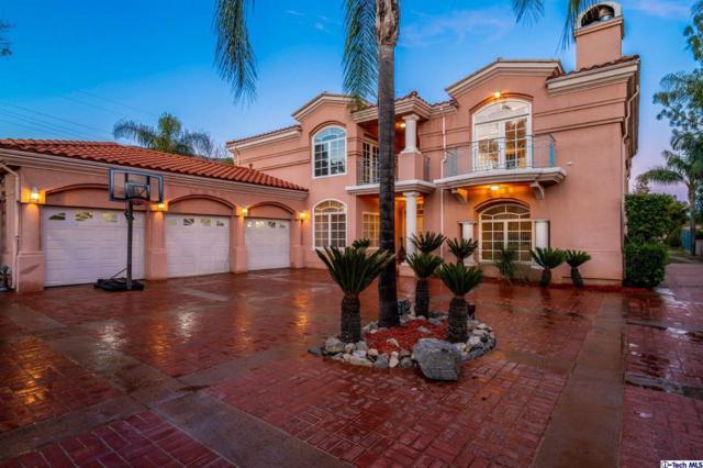 1600 Grandview Avenue, Glendale, CA 91201 (#319001370) :: TruLine Realty