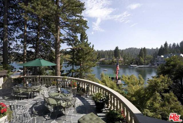 27417 North Bay Road, Lake Arrowhead, CA 92352 (#19452564) :: Paris and Connor MacIvor