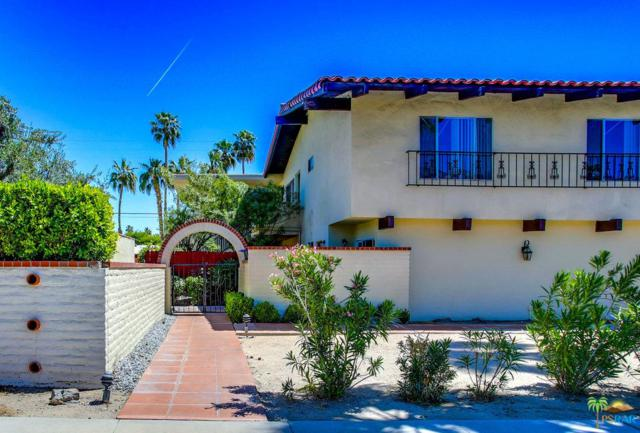 550 S El Cielo Road, Palm Springs, CA 92264 (#19445960PS) :: The Fineman Suarez Team